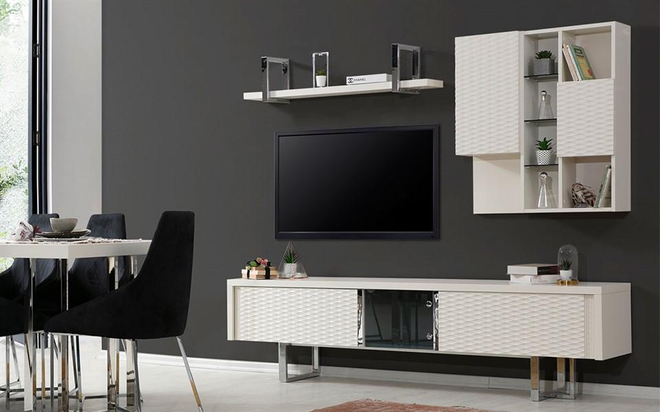 Luna Luxury Tv Ünitesi