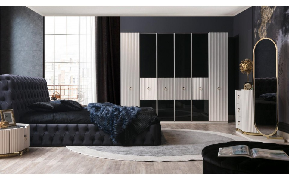 Bella Luxury Yatak Odası Takımı