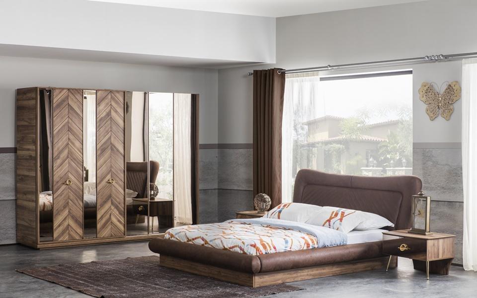 Bone Modern Yatak Odası