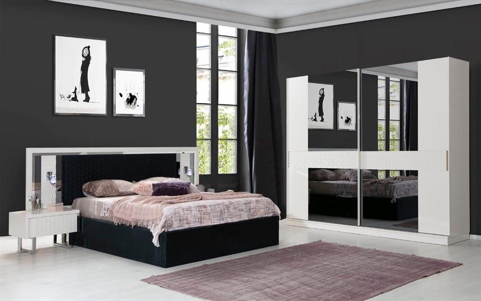 Luna Luxury Yatak Odası Takımı