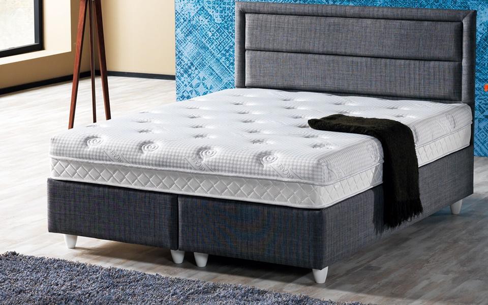 Silver Yatak Baza Başlık Set